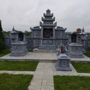 Mẫu lăng mộ đẹp 3