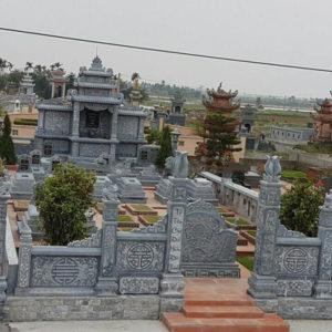Mẫu lăng mộ đẹp 7