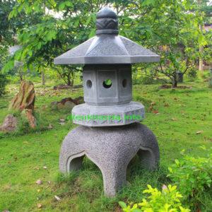 Đèn đá sân vườn - Mẫu 02